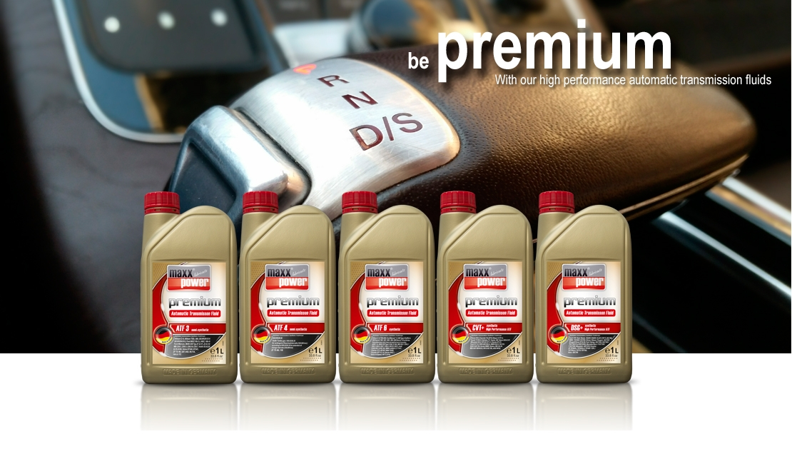 be premium ATF
