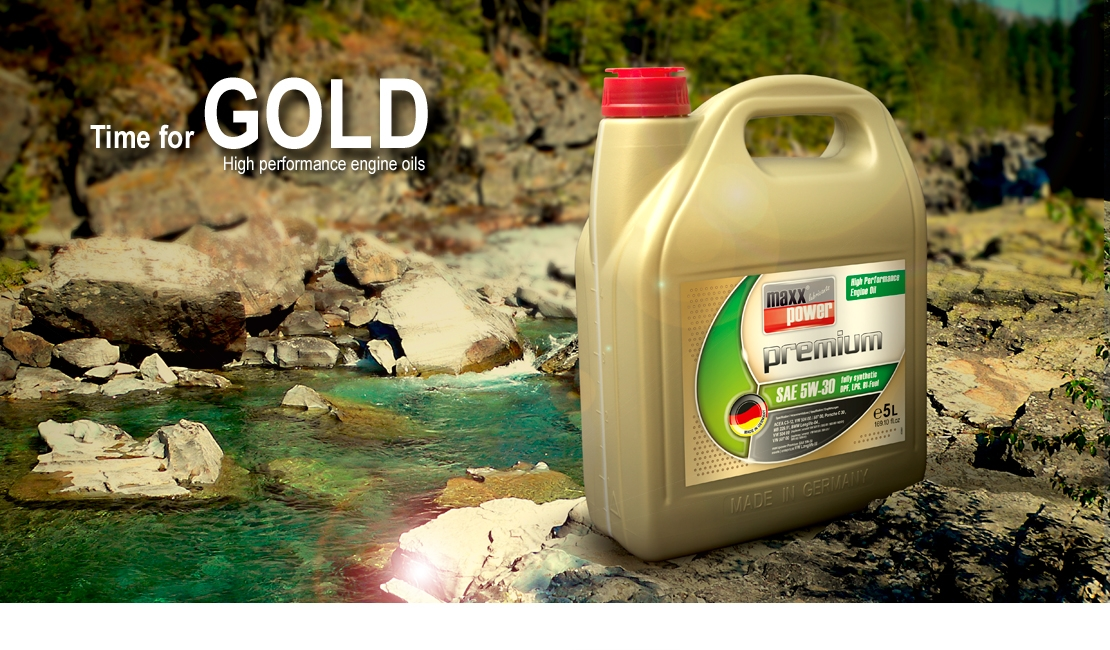 Time for Gold 5l SAE 5W-30